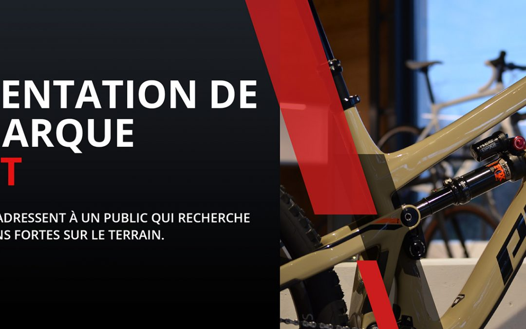 Les VTT Pivot en vente chez JTR Cycles